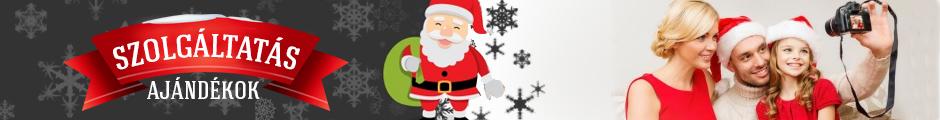Karácsonyi Vásár Szolgatatások -90%